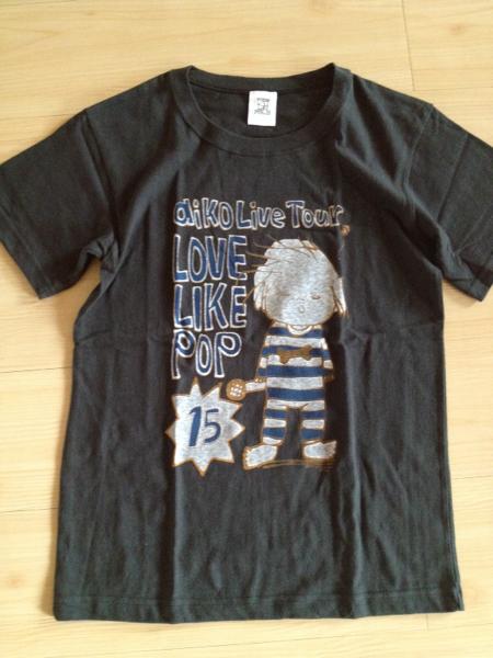 aiko ツアー LOVE LIKE POP 15 ドチビ Tシャツ 新品 ライブグッズの画像