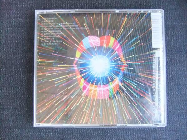 CDアルバム-3    the brilliant green  TERRA2001 帯付_画像2