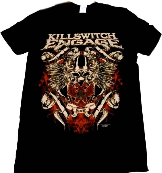 即決!KILLSWITCH ENGAGE Tシャツ Lサイズ 新品【送料164円】