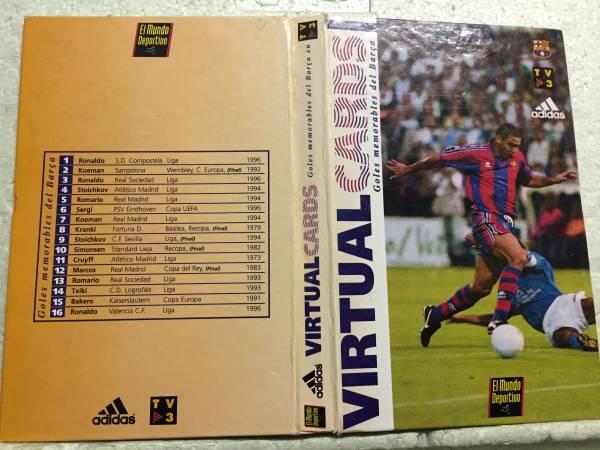 FCバルセロナ 歴代スターカード&カードホルダーセット グッズの画像