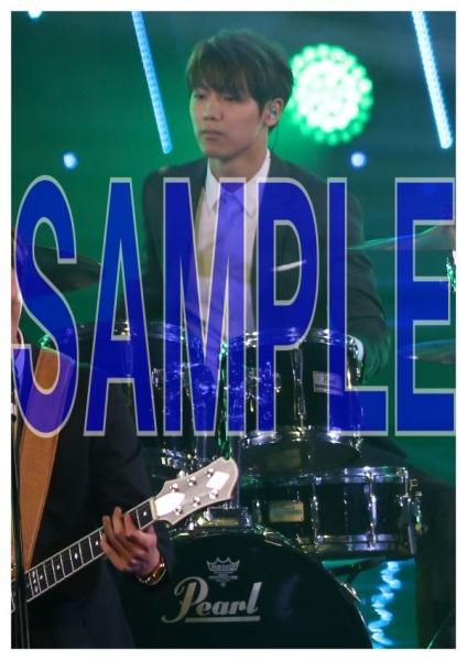 CNBLUE カン・ミンヒョク MUSIC JAPAN 8/31 NHKホール 写真5枚