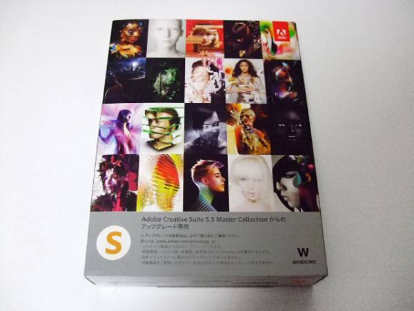 Adobe Creative Suite 6 Master Collection Win(Illustrator CS6, Photoshop CS6 Extended, Dreamweaver CS6 etc...)【譲渡可/箱入美品】