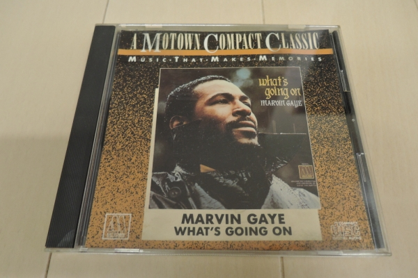 What's Going On [CD] Gaye, Marvin マーヴィン・ゲイ_画像1