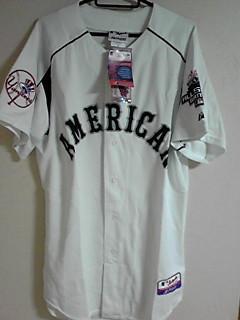 松井秀喜 2003 ヤンキース MLB ユニフォーム ジャージ L 超貴重 レア_画像1