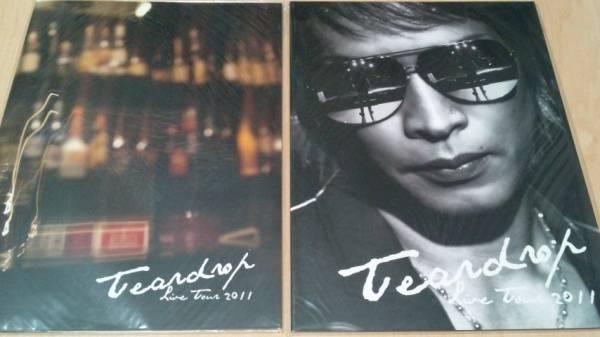 激レア2冊!INORAN Teardrop Live Tour 2011写真集パンフLUNA SEA