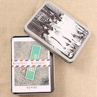 防弾少年団 BTS LOMOカ-ド50枚(箱付く)A