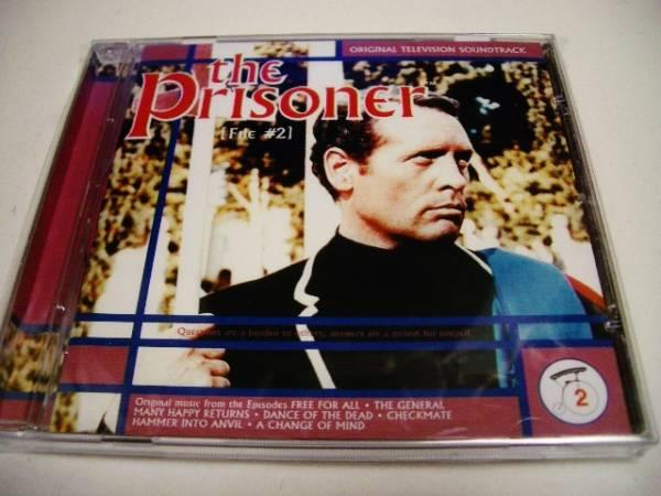 The Prisoner(プリズナーNo.6) File 2 サウンドトラック_画像1