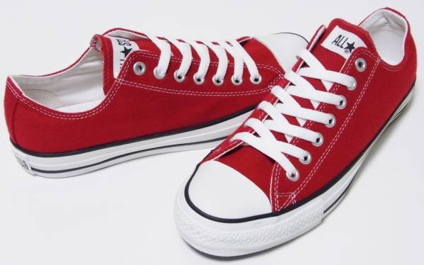 169026fbe04b all Star wool OX Converse WOOL red red 23cm  Real Yahoo auction salling