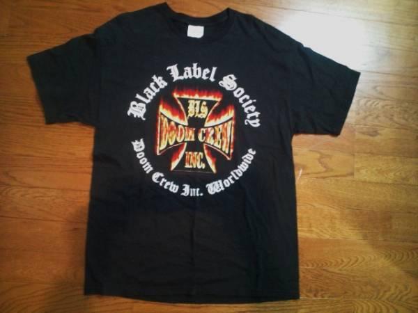 ザックワイルドBLACK LABEL SOCIETY Tシャツ2!BLS.OZZY.OZZFEST.ZAKK WYLDE
