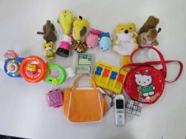 【おもちゃセット】 ★ ルービックキューブ / 人形など ★ おもちゃ 18点 詰め合わせ