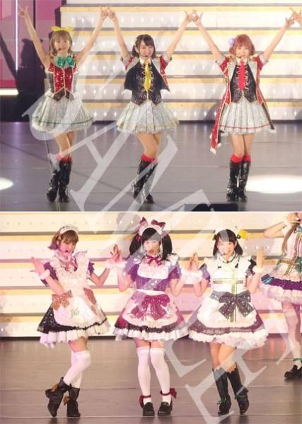 飯田里穂&μ's ラブライブ『Final LoveLive!東京ドーム』生写真