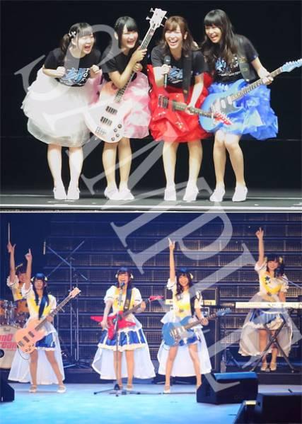 BanG Dream!バンドリ『Animelo Summer Live 2016 アニサマ生写真