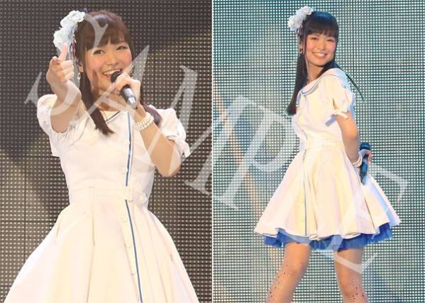 渕上舞【Trident】『ねんどろいど10th Anniversary Live』生写真