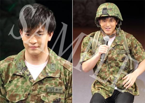石川界人『GATE 自衛隊 彼の地にて、斯く戦えりイベント』生写真
