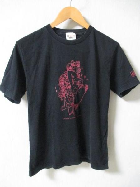 サザンオールスターズ 25周年 秘宝館 TバックガールTシャツ M