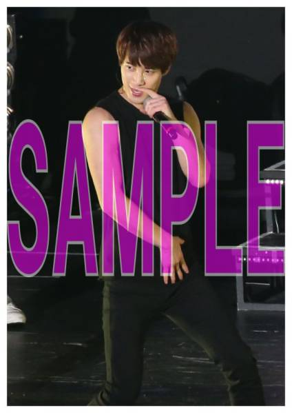 超新星 ソンモ 12/20 LIVE TOUR2015 THE FINAL 有明 写真20枚b