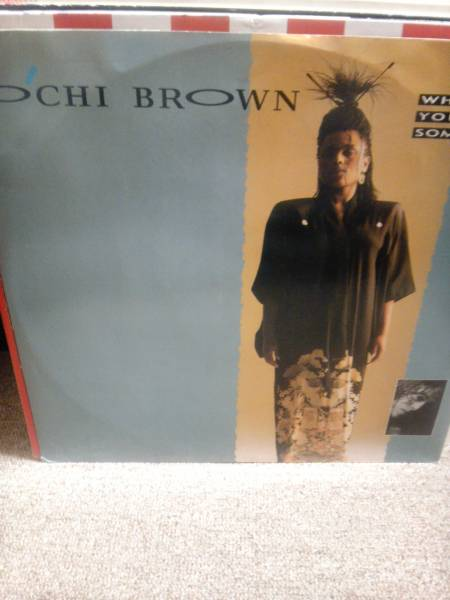UK12' O'Chi Brown/Whenever You Need Somebody