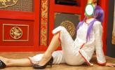 ファイナルファンタジー5 ファリス モンクコスプレ衣装
