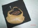 TOD'S トッズ▼シャルロット ドライビングシューズ型バッグ