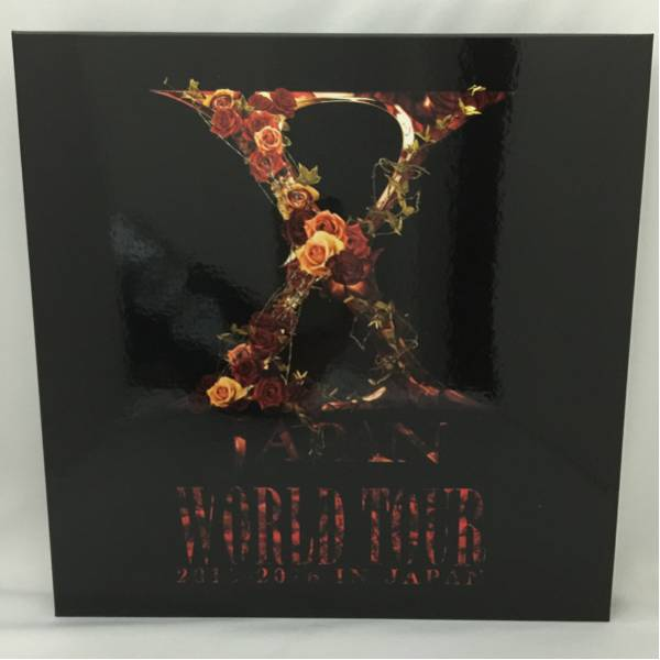 X JAPAN プログラムパック2015 トートバック無