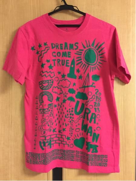 DREAMS COME TRUE 裏ドリワンダーランド 2012/2013 Tシャツ M