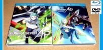 新品BD+DVD●エウレカセブンAO 全24話+OVA ブルーレイ