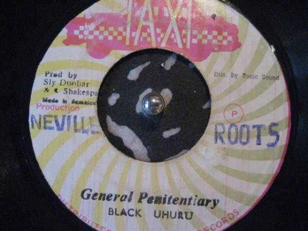 ■Black Uhuru/General Penitentiary■KILLER ROOTS!_画像1
