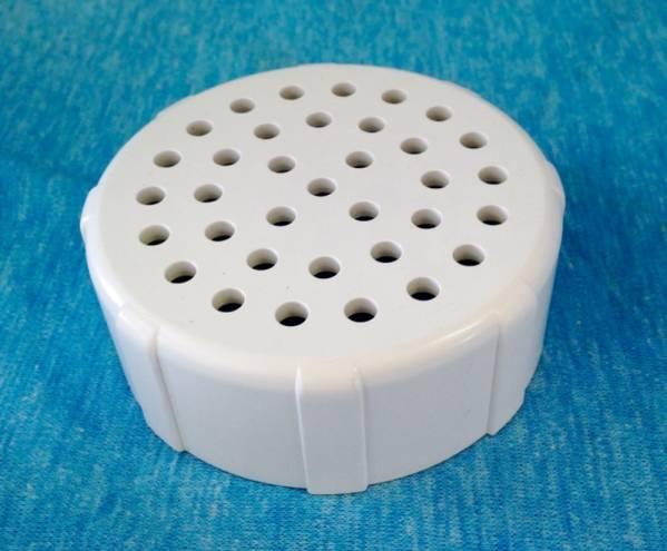 イケダ式スカッパー 塩ビパイプ3.5インチ用キャップ「P-2C」_画像2