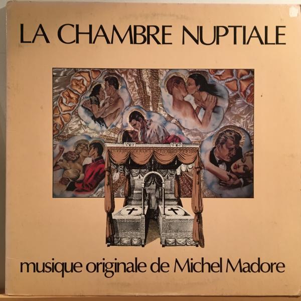 ○Michel Madore/La Chambre Nuptiale○オルガンドローン!
