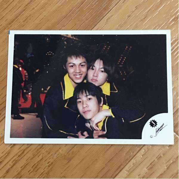 二宮和也☆屋良朝幸 ジャニーズJr時代 Jロゴ 公式 ショップ写真