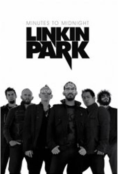 リンキン・パーク LINKIN PARK ポスター B