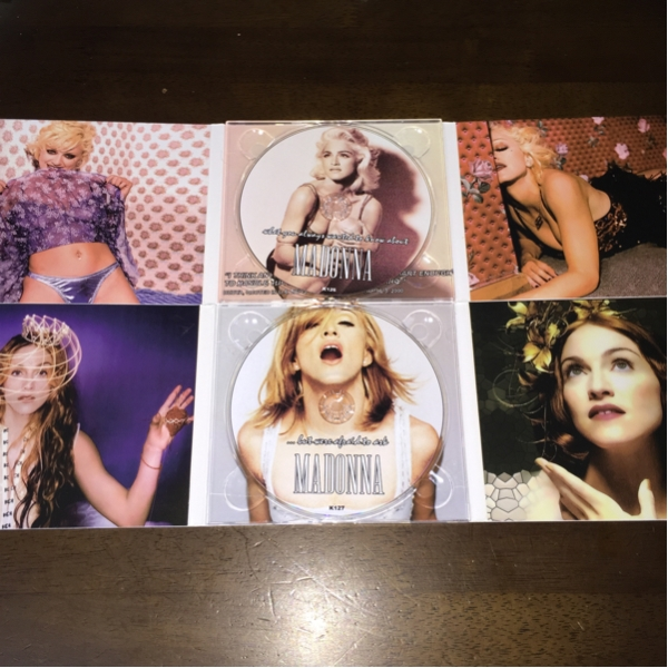 2CDセット!MADONNA/マドンナ/WHAT YOU ALWAYS WANTED TO KNOW~_画像3