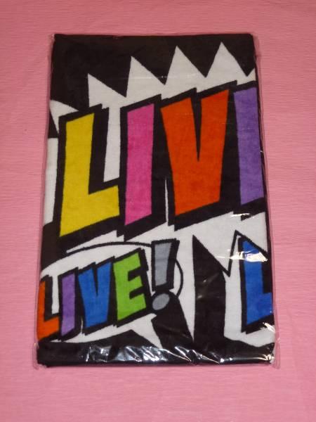 NEWS☆LIVE!LIVE!LIVE! 2010☆タオル☆未開封
