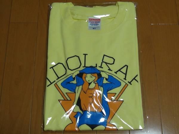 lyrical school リリカルスクール IDOLRAP3 Tシャツ イエロー M