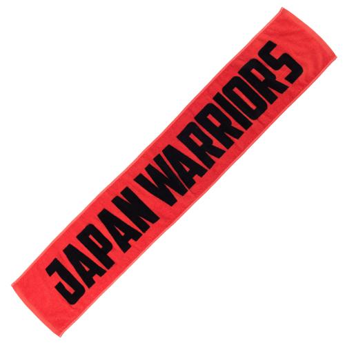 【レア】IPTL JAPAN WARRIORS マフラータオル 錦織圭 シャラポア セレナ_画像1
