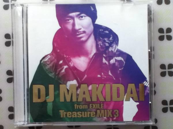 CD+DVD DJ MAKIDAI from EXILE Treasure MIX3_画像1