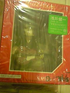 浅井健一 ベンジー CD 限定 フィギア ブランキー チバユウスケ ライブグッズの画像