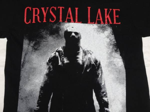 CRYSTAL LAKE Tシャツ/クリスタルレイク