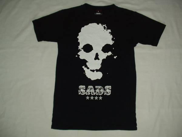 ◆ビンテージSADサッズTシャツ 黒夢 レア 清春