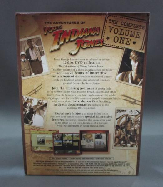 【日本未発売DVD】The Adventures Of Young Indiana Jones Vol.1