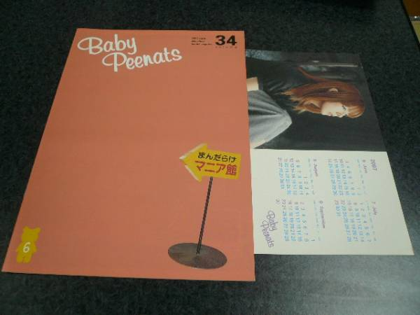 ★送料120円★aiko FC会報 Baby Peenats vol.34 カレンダー付