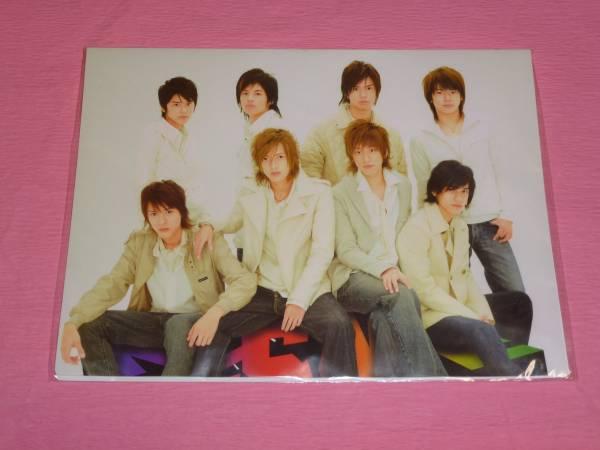 NEWS☆NEWSnowCONCERT 2004-2005☆A4ポケットファイル☆未開封