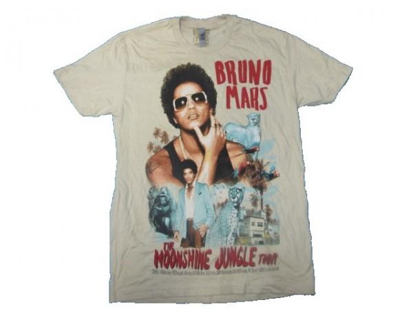 ★BRUNOMARS (MOONSHINE JUNGLE ツアーTシャツ★S