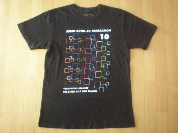ASIAN KUNG-FU GENERATION Tシャツ S アジカン 後藤正文 ゴッチ