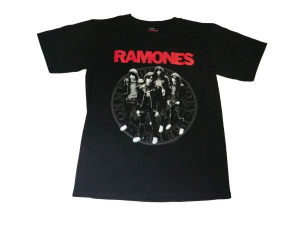 RAMONES 新品オフィシャルバンドTシャツ Sサイズ