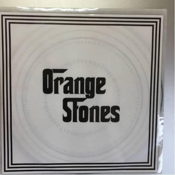 ORANGE STONES/DEMO CD FLAKE RECORDS