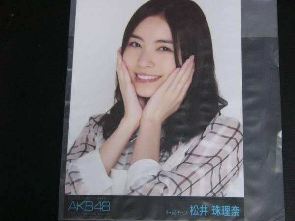 DOCUMENTARY of AKB48 エディション DVD 生写真 松井珠理奈 黒帯 ライブ・総選挙グッズの画像