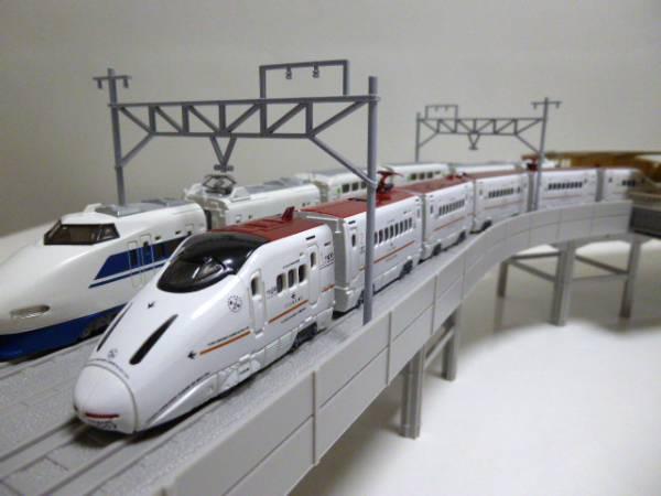 デジQトレイン 限定版 九州新幹線つばめ フル編成セット