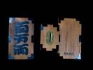 ◆野村證券百万両貯金箱1個◆(鍵なし1個)