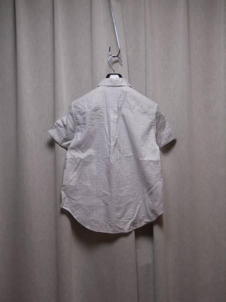 トリコ コムデギャルソン ギンガムチェックのシャツ_画像2